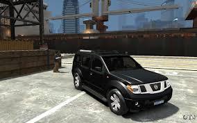 nissan pathfinder jeep 2006 model nissan pathfinder 2006 for gta 4