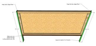 Build A Headboard by Mesmerizing How To Make A King Size Headboard Ideas Pictures