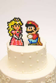 gamer cake topper geeky gamer cake toppers studio
