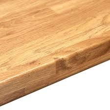 38mm bq colmar oak post formed 3mm kitchen worktop l3m dmelon