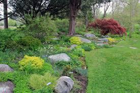 Images Of Rock Gardens Rock Garden Gallery Blithewold