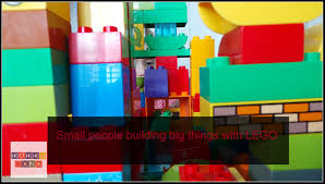 my old box and small people building big things with lego daddy mojo the cardboard box legos and building cool stuff 2