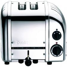 Stainless Toaster 2 Slice Dualit Classic New Gen 2 Slice Toaster Chrome 20293
