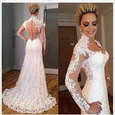 sheath wedding dresses buy sheath wedding dress square lace floor length sleeves