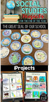 social studies projects for the end of the year perfect for upper