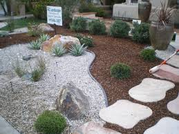 garden design with low maintenance landscaping plants outdoor
