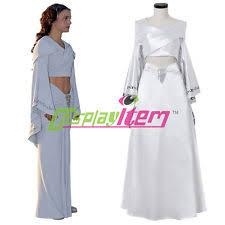 Padme Halloween Costumes Padme Dress Ebay