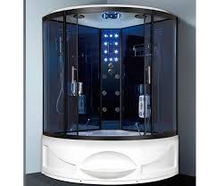 E Shower Door E 28 Steam Shower Luxury Spas Inc