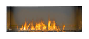napoleon gss48n galaxy series outdoor linear gas fireplace 1 sided