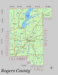 Lake County Illinois Map by Rogers County Parcel Map Locator