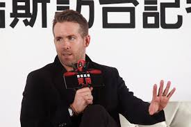 ryan reynolds answers a reporter u0027s question about deadpool u0027s gq
