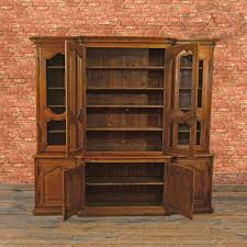 a large antique french oak bookcase c 1880 u2013 london fine antiques