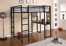 lovable queen loft bed with desk underneath plus loft beds with