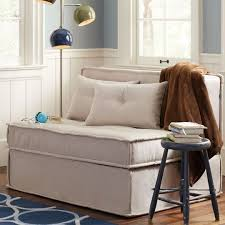 Small Sleeper Sofa Affordable Sleeper Chairs Ottomans Small Spaces Ottomans And