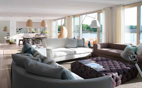 home decor ideas for living room furniture big space living room design with incredible view fresh
