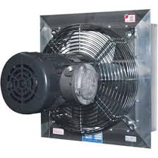 shutter exhaust fan 24 exhaust fans ventilation exhaust fans shutter guard mount