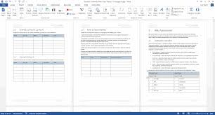 business continuity plan download 48 pg ms word u0026 12 excel template