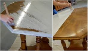 How To Whitewash Oak Kitchen Cabinets Simple How To White Wash Antique Your Furniture Creative