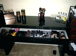 black vanity set with lights vanities black makeup vanity black makeup vanity set with lights