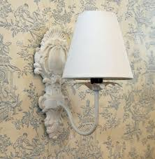 Shabby Chic Wall Sconces Bowley U0026 Jackson French Ivory Metal Shabby Chic Wall Light With