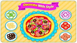 jeux de cuisiner des pizzas pizza maker jeux de cuisine applications android sur play