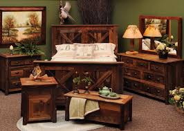 Cabin Bedroom Furniture Rustic King Bedroom Furniture Home Design Hay Us