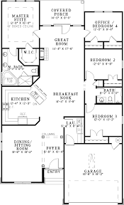 alexandria bay ranch home house plans home and bays