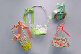 Diy Easter Basket Pretty Diy Easter Baskets Diy Easter Baskets