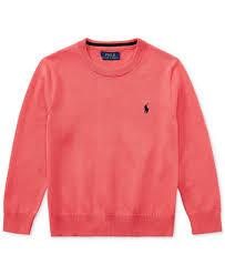 boys sweater ralph knit sweater big boys sweaters baby macy s