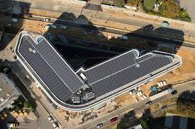 eiffage siege énergie ec solar sas réalisé le siège social d eiffage