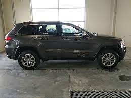 grey jeep grand cherokee 2016 used 2016 jeep grand cherokee for sale stratford on