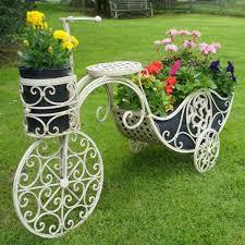 158 best wheel barrow u0026 wagon planter images on pinterest wagon