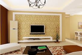 home decorating ideas living room walls living room interior design tv wall pastoral style interior design