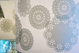Winter Wonderland Diy Decorations - winter wonderland lamp makeoverdiy show off u2013 diy decorating and