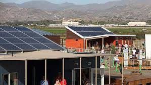 Designing A Solar Home For Farmworkers UC Davis - Solar powered home designs