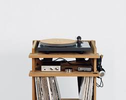 Turn Table Lab The Turntable Station By Line Phono Design Milk