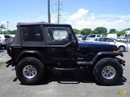 1991 jeep wrangler 1991 black jeep wrangler s 4x4 69792138 photo 17 gtcarlot com