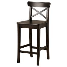 Unfinished Wood Bar Stool Furniture Dark Wood Bar Stools Bar Stool Set U201a 24 Inch Bar Stools