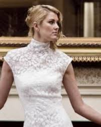 wedding dress necklines wedding dress necklines a range of styles to enhance you and your