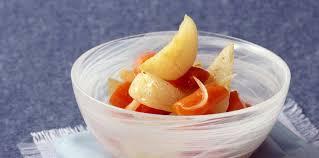 comment cuisiner le navet duo de carottes et navets glacés facile et pas cher recette sur