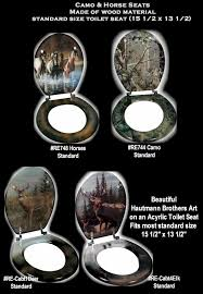 toilet seats home decor fishing gifts hunting gifts gifts for