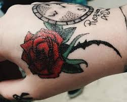 rose tattoos lovetoknow