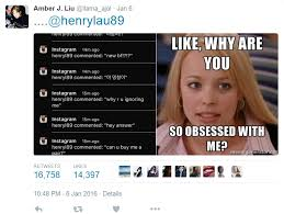 Henry Meme - amber and henry share hilarious obsessive social media exchange