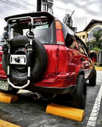 lifted snorkled tough bumpers top rack cr v cr v