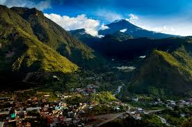 honeymooning in romantic ecuador