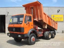 mercedes 6x6 truck used mercedes 2628 6x6 dump trucks year 1988 price 34 108