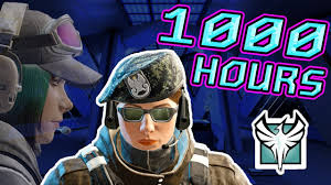look siege social what 1000 hours of zofia experience looks like rainbow six siege