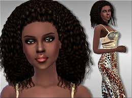 the sims 4 natural curly hair margeh 75 s ada adilla
