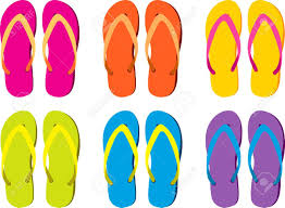 pair clipart flip flops pencil and in color pair clipart flip flops