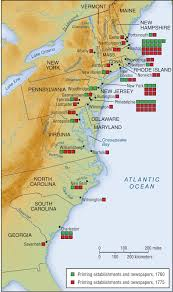 Map Of The 13 Colonies Us1a